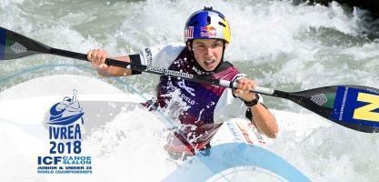 2018 ICF Canoe Slalom Junior & U23 World Championships Ivrea Italy