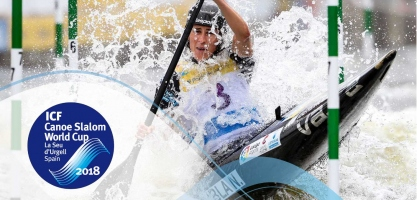 2018 ICF Canoe Slalom World Cup 5 Final La Seu Spain