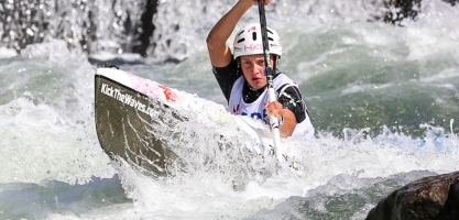 2018 ICF Canoe Wildwater World-cup 1-2 Banja Luka Bosnia
