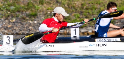2018 ICF Paracanoe Sprint World Cup 1 Szeged Hungary