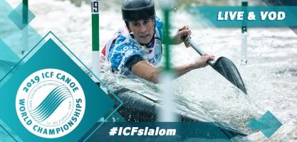 2019 ICF Canoe Slalom World Championships Tokyo 2020 Olympic Qualifier La Seu Spain