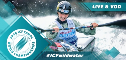 2019 ICF Canoe Wildwater World Championships La Seu Spain