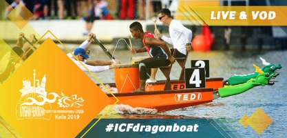 2019 ICF Dragon Boat Club Crew Worlds Championships Kiev Ukraine