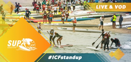 2019 ICF SUP World Championships Qingdao China