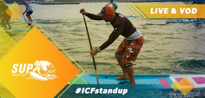 2019 ICF Stand Up Paddling SUP World Championships Qingdao China