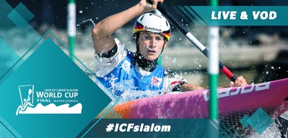 2020 ICF Canoe Kayak Slalom World Cup 5 Final Markkleeberg Germany Live Coverage
