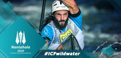 2020 ICF Kayak Wildwater Canoeing World Championships Nantahala United States of America USA