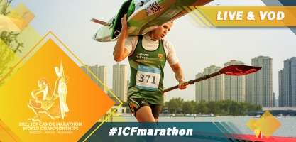 2021 ICF Canoe Kayak Marathon World Championships Pitesti Romania Live TV Coverage Video Streaming