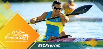 2021 ICF Canoe Kayak Sprint Masters World Championships Ternopil Ukraine