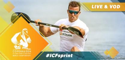 2021 ICF Canoe Kayak Sprint World Championships Copenhagen Denmark Live TV Coverage Video Streaming