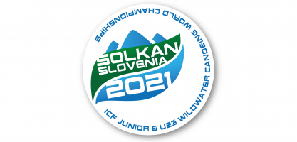 2021 ICF Junior and U23 Wildwater Canoeing World Championships - logo