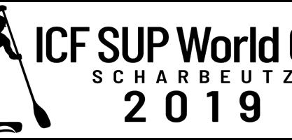 2019 ICF SUP World Cup logo