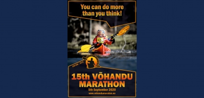 Vohandu Marathon poster
