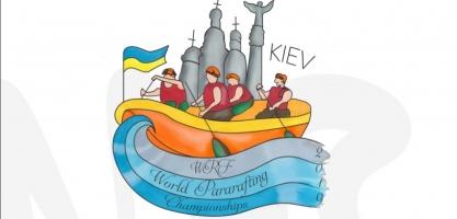 2019 World Pararafting Championships logo