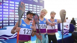 Day 2 Sprint Race Highlights / 2019 ICF Stand Up Paddling (SUP) World Championships Qingdao China