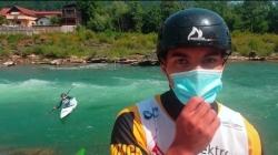 Solomon MARAGH Jamaica / Kayak Heats - 2021 ICF Canoe Slalom Junior & U23 World Championships