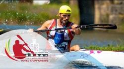 2018 ICF Canoe Marathon World Championships /  Jnr K1M