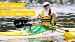 VL2 W 200m | Paracanoe World Championships Duisburg 2016