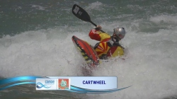Canoe Freestyle Tricks