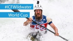 REPLAY: Wildwater Canoeing Sprint heats - Pau 2016