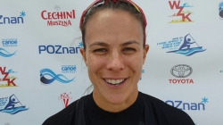 K1w 200m Final Lisa Carrington NZL / 2019 ICF Canoe Sprint & Paracanoe World Cup 1