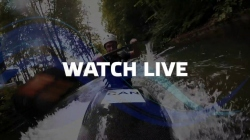 Watch live #ICFSlalom 2017 Junior & U23 Canoe World Championships