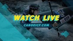 Watch Live Promo / 2021 ICF Canoe-Kayak Slalom World Cup Pau France