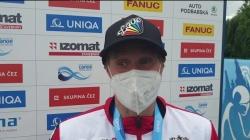 Corinna KUHNLE Austria / Extreme Gold Medallist - 2021 ICF Canoe Slalom World Cup Prague