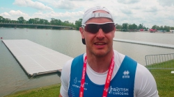 Liam HEATH Great Britain / K1 200m Gold - 2021 ICF Canoe Sprint World Cup 1 Szeged