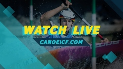 WATCH LIVE PROMO / 2021 ICF Canoe-Kayak Slalom World Cup Markkleeberg Germany