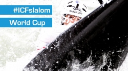 HIGHLIGHTS Canoe Slalom 5 | Pau 2015