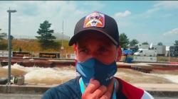 Denis GARGAUD-CHANUT France / Canoe Gold Medallist - ICF Canoe Slalom World Cup Markkleeberg