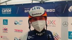 German C1 world champion Elena Apel