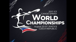 #ICFsprint 2017 World Championships, Racice, Thursday afternoon