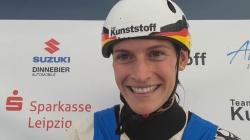 Ricarda Funk GER K1 Gold / 2019 ICF Canoe Slalom World Cup 4 Markkleeberg Germany
