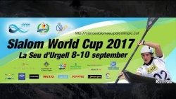 #ICFslalom 2017 Canoe World Cup Final La Seu - Saturday afternoon FINALS
