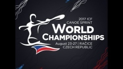 #ICFsprint 2017 World Championships, Racice, Saturday afternoon SEMI-FINALS