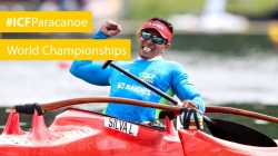 VL1 M 200m | Paracanoe World Championships Duisburg 2016