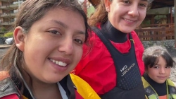Expand and Extend Development Programme: Women and Canoe/Kayak Slalom - Pucón Chile 2019