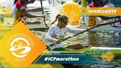 Highlights Day 3 / 2019 ICF Canoe Marathon World Championships Shaoxing China