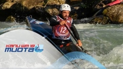 2018 ICF Wildwater Canoeing World Championships Muota / Classic Ceremonies