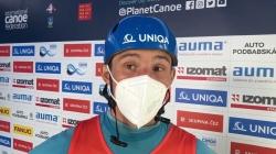 Jiri PRSKAVEC Czech Republic / Kayak Gold Medallist - 2021 ICF Canoe Slalom World Cup Prague