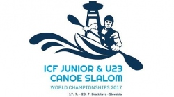 #ICFSlalom 2017 Junior & U23 Canoe World Championships, Bratislava, Wednesday morning evens