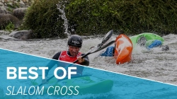 Best Of Slalom Cross - La Seu 2016