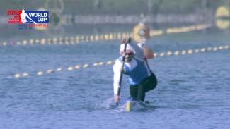 2016 ICF Canoe Sprint World Cup in Račice