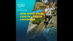 Podcast: How sport stars are coping with covid-19 lockdowns - Episode 2