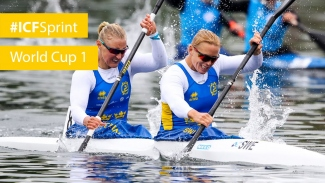 REPLAY : Duisburg day 2 - AFTERNOON | 2016 ICF Canoe Sprint World Cup 1