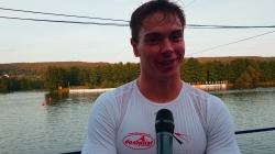 Denmark's U23 K1 world marathon champion Nikolai Thomsen