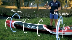 Wildwater canoe design explained by two time World Champion Hannah Brown