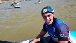 Joseph CLARKE Great Britain / Kayak Heats - 2021 ICF Canoe Slalom World Cup Markkleeberg